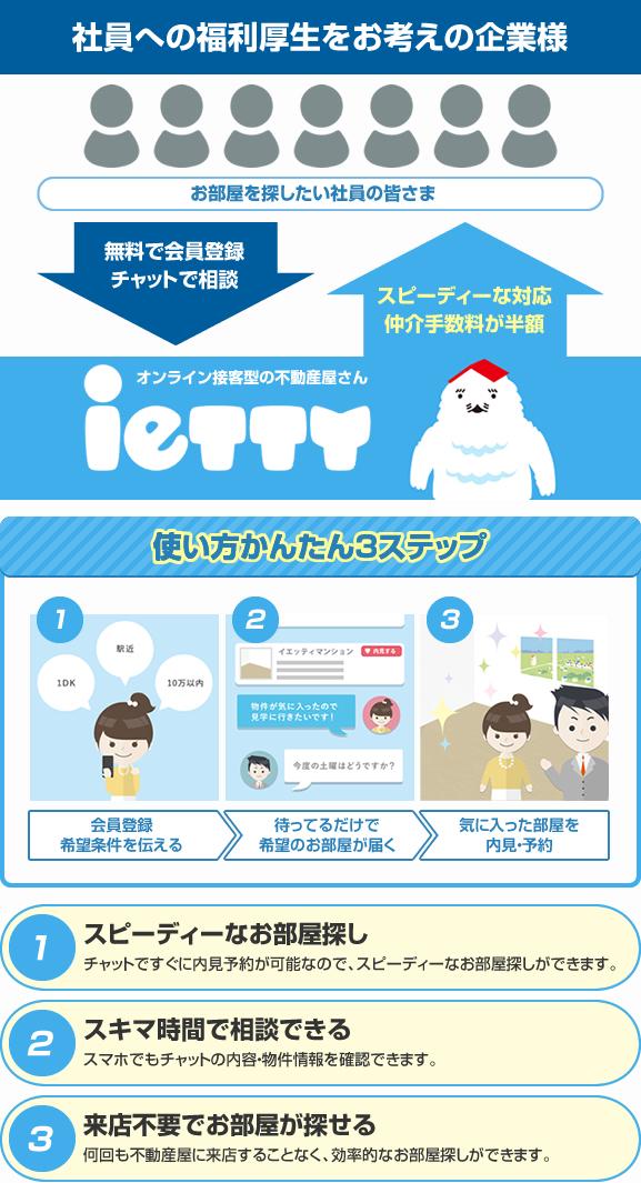 ietty(イエッティ)